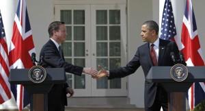 Обама и Кэмерон: Россия должна вывести войска из Крыма в течение нескольких часов