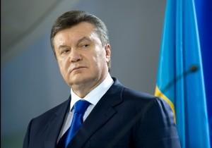 """Янукович обратился к украинцам: """"Как президент, который с вами мыслями и душой"""""""
