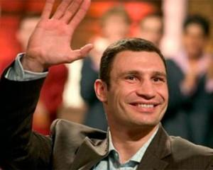 Кличко идет на выборы мэра Киева