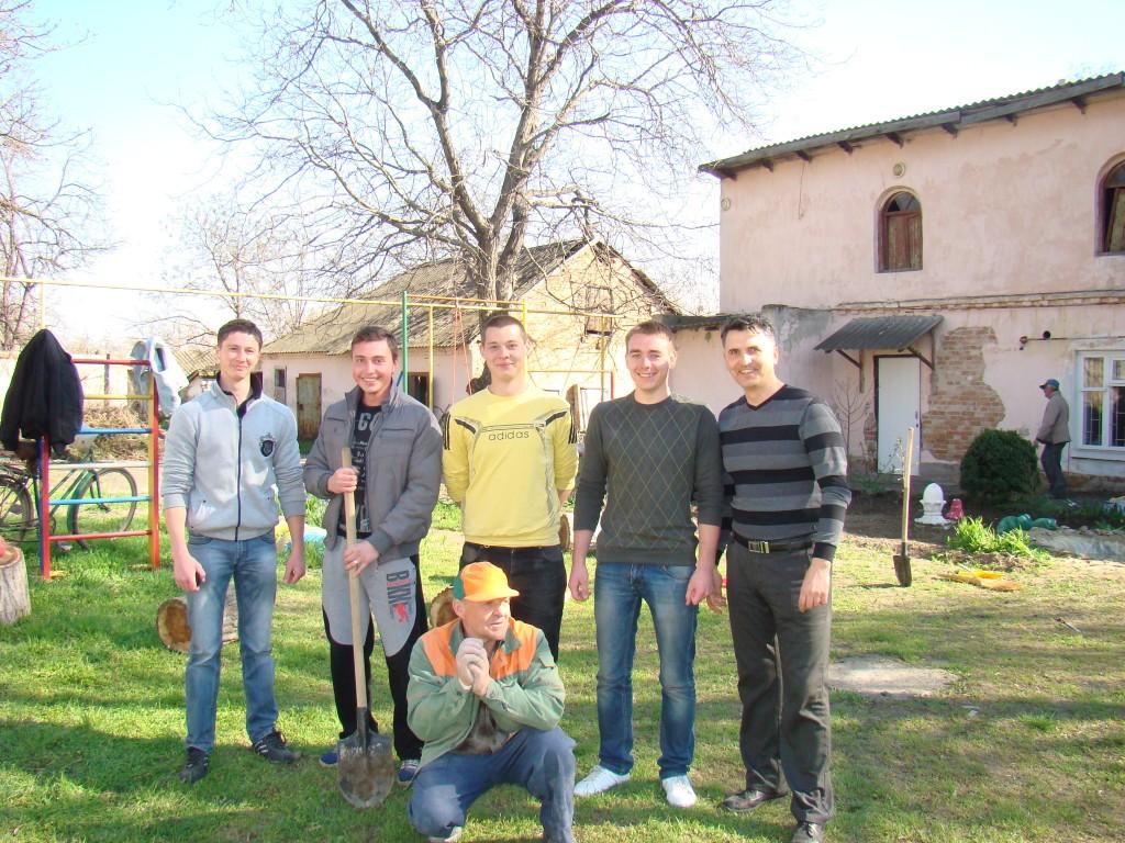 Измаильские студенты провели «Выходные с Альнуром» (фото)
