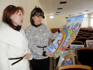 В Измаиле подвели итоги конкурса «Глазами детей о бюджете страны»