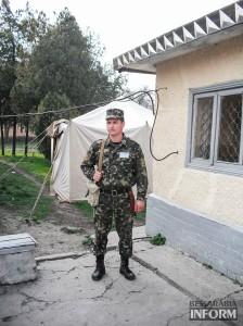 В гостях у военных