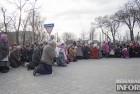 """В Измаиле прошло """"Молитвенное вече"""" (ФОТОрепортаж + видео)"""