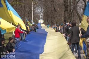 Измаильская власть срывает акции в поддержку единства Украины?