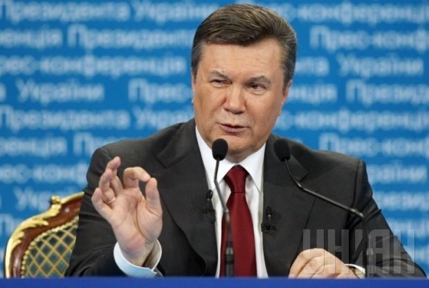 ГПУ: Янукович присвоил более $100 млрд