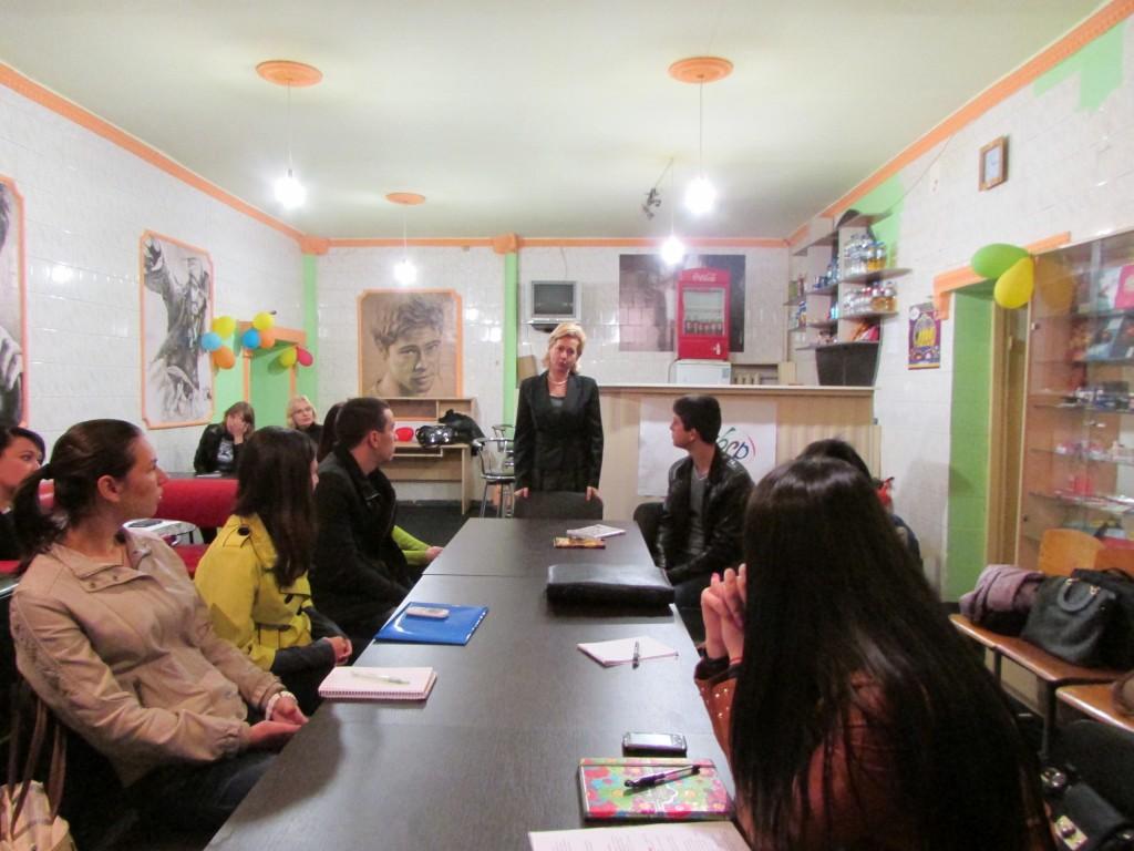 В МАУПе состоялся «круглый стол» психологов