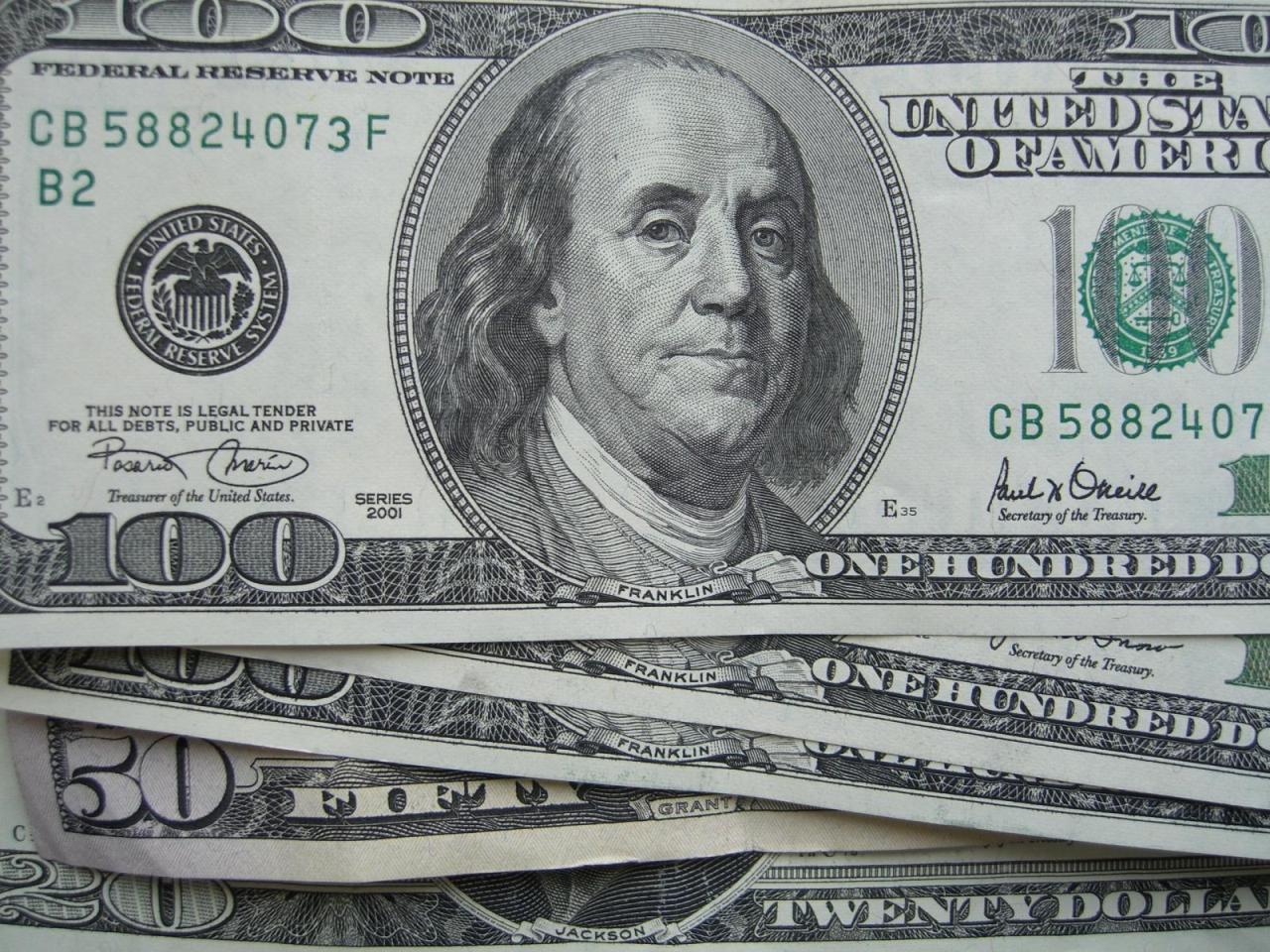 dollar1 На межбанке гривна упала до 14.90 за доллар
