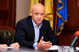 Регионал  Труханов - мэр Одессы