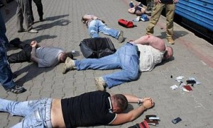 СБУ задержали 8 завербованных жителей Одесской области (видео)