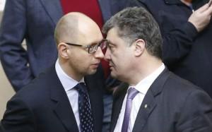 Порошенко не собирается менять премьер-министра