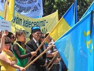 Теперь 18 мая в Украине - День борьбы за права крымских татар