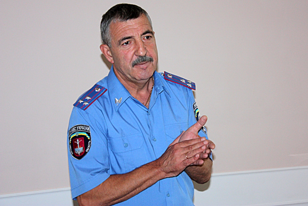 Подозреваемого в связях с сепаратистами экс-начальника Одесской милиции задержали - СМИ