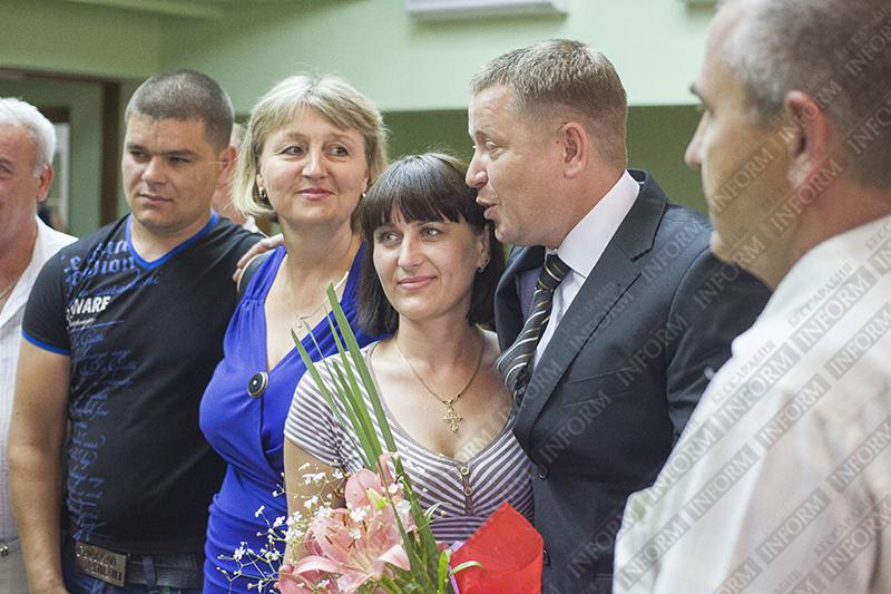 Измаил: Горсовету представили нового депутата (фото, видео)
