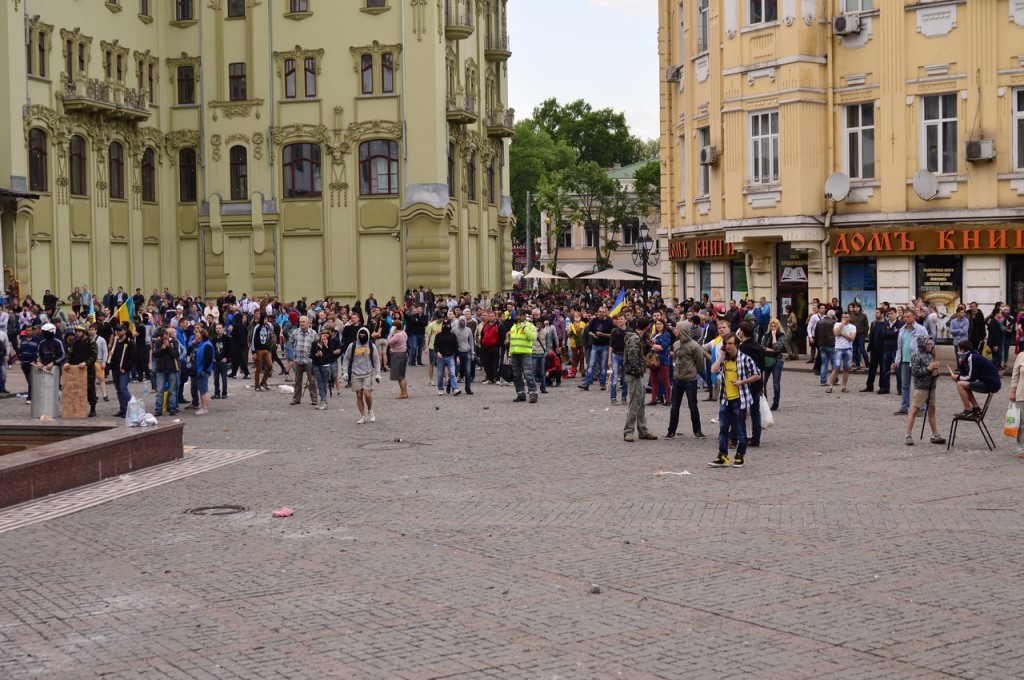 Кровавая пятница в Одессе (фоторепортаж)