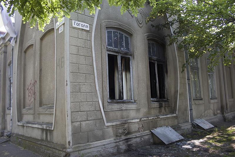 podjog-gazetu-SI-1 Измаильские власти незаконно продали 150-летнее здание находящемуся в розыске российскому бизнесмену