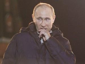 76% украинцев  негативно относятся к главе РФ Владимиру Путину