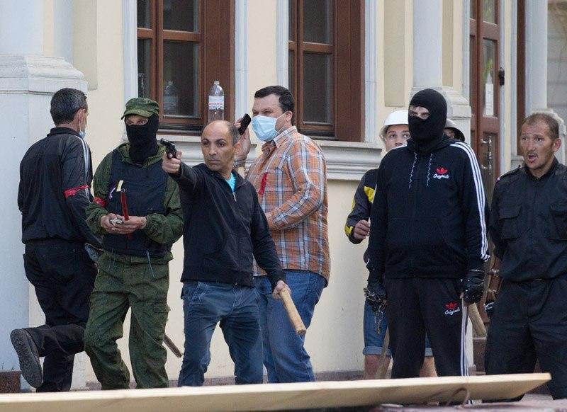strelok-odessa Друзья измаильской дружины вчера убивали одесситов (ФОТОФАКТ)