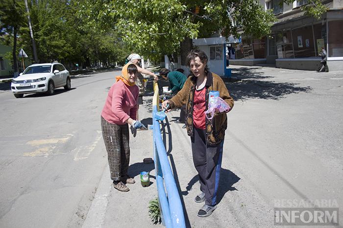В Килийском районе прошел масштабный субботник (фото)