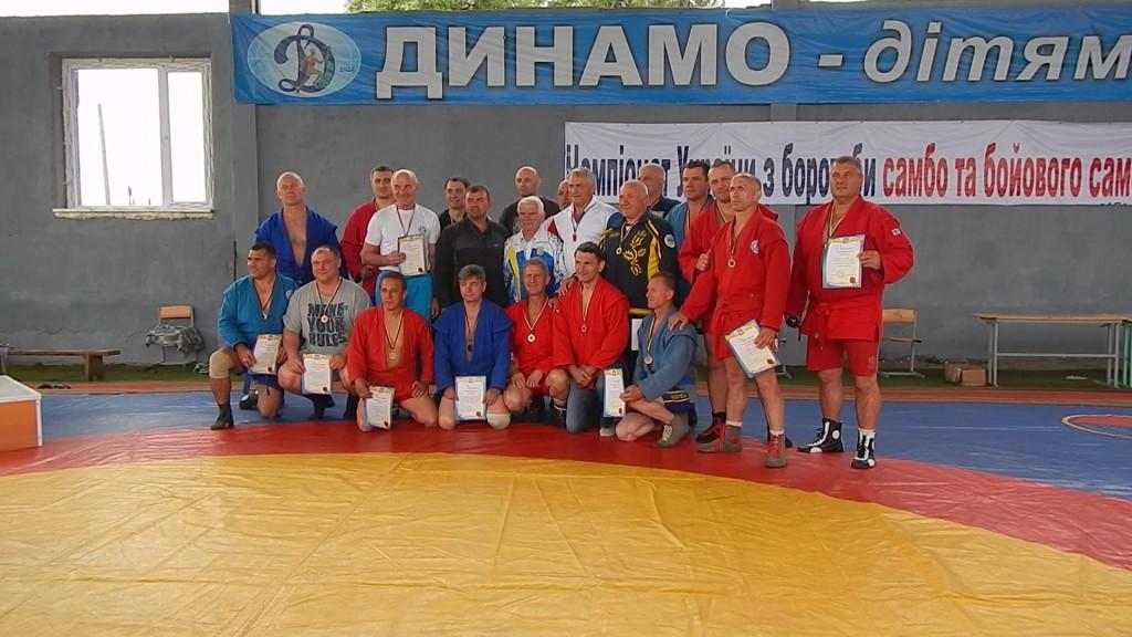 Измаильчанин стал чемпионом по самбо  в весовой категории + 100 кг