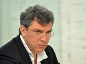 Немцов: Наемники со  Славянска придут в Москву за Путиным