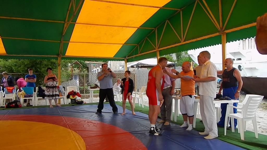 Папушенко попал в сборную Украины по греко-римской борьбе