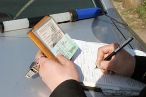 Житель Б.-Днестровского пытался дать взятку сотруднику ГАИ