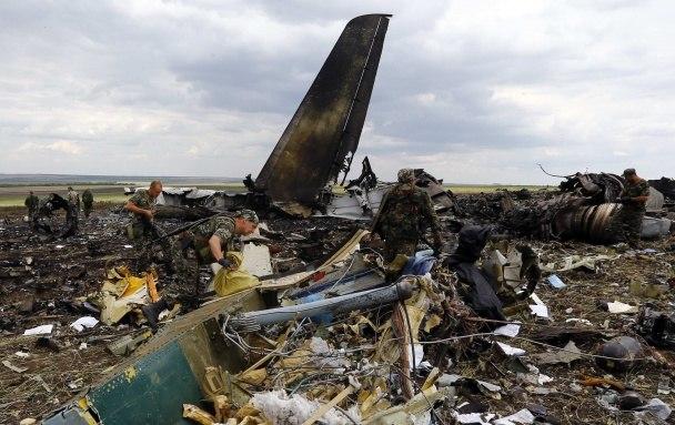 Кого убили террористы. Список военных находящихся на борту Ил-76
