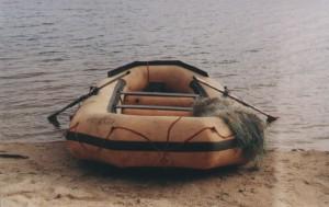 Житель Белгород-Днестровского украл лодку
