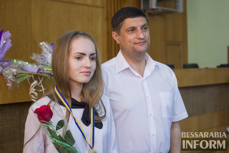 """Абрамченко наградил медалистов. В этот раз без Пундика и """"флешек"""" (ФОТО)"""