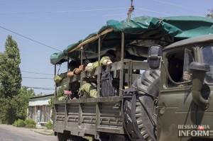 Сотрудники Измаильской ОГНИ перечислили деньги бойцам АТО