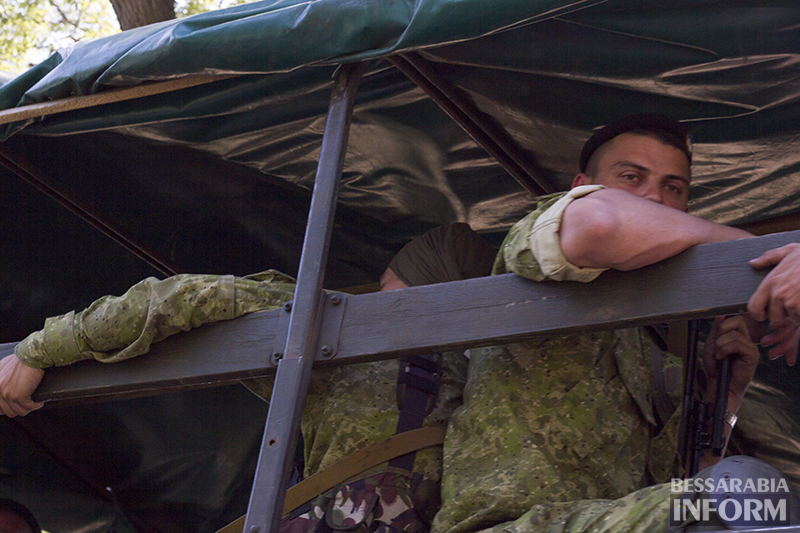 Одесская область фактически выполнила план 4-ой волны мобилизации