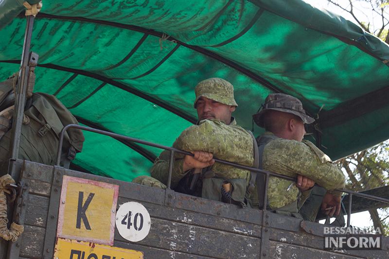 военные-7 Измаильская ОГНИ:  и снова о военном сборе
