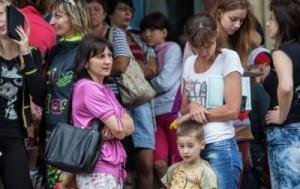 В Одесскую область ежедневно прибывают мигранты
