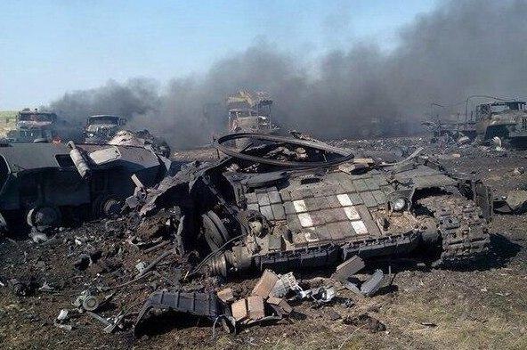 Экс-командир Измаильского погранотряда Игорь Момот погиб в зоне АТО (фото)