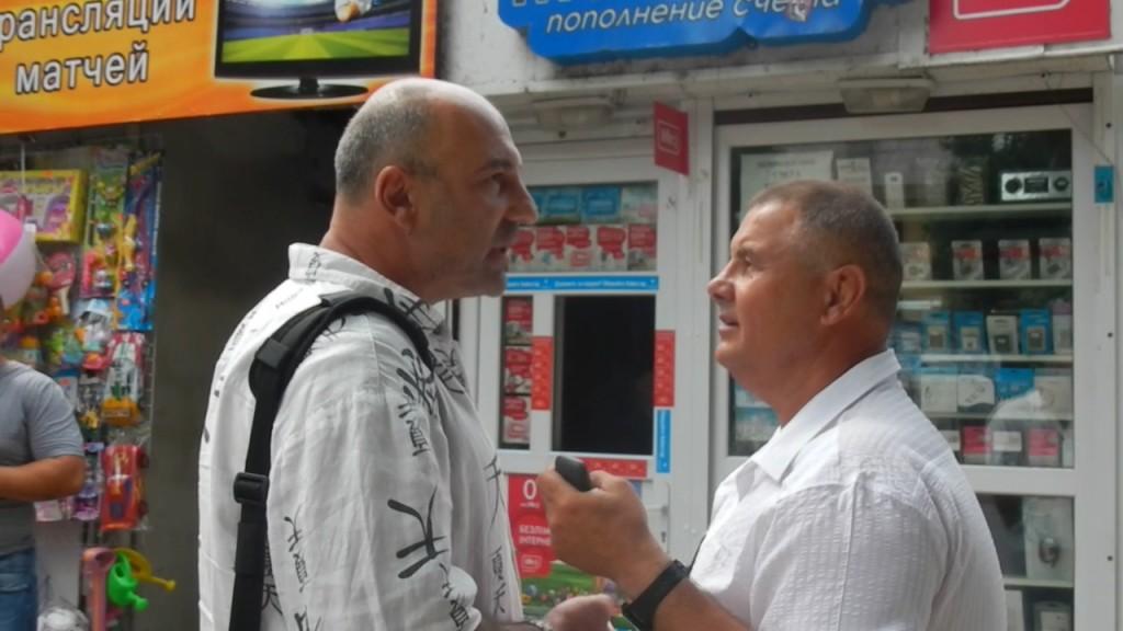 """Беспредел власть имущих или как на рынок """"Росинка"""" пришла """"проверка"""""""