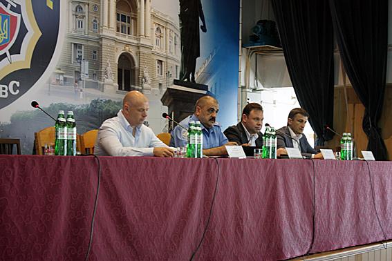 Правоохранители Одесской области подвели итоги за полугодие