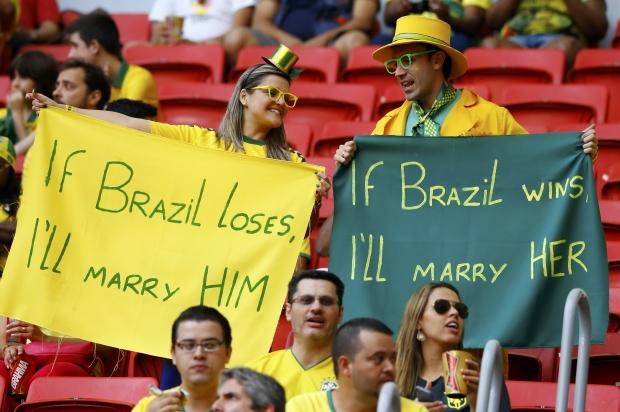 """ЧМ-2014: Бразилия не вошла в """"тройку"""" проиграв Голландии"""