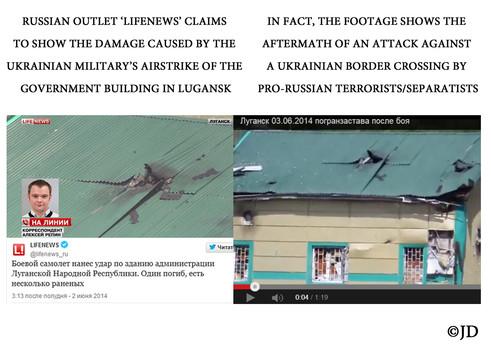 Топ-20 ложных фактов российских СМИ об Украине (фото)