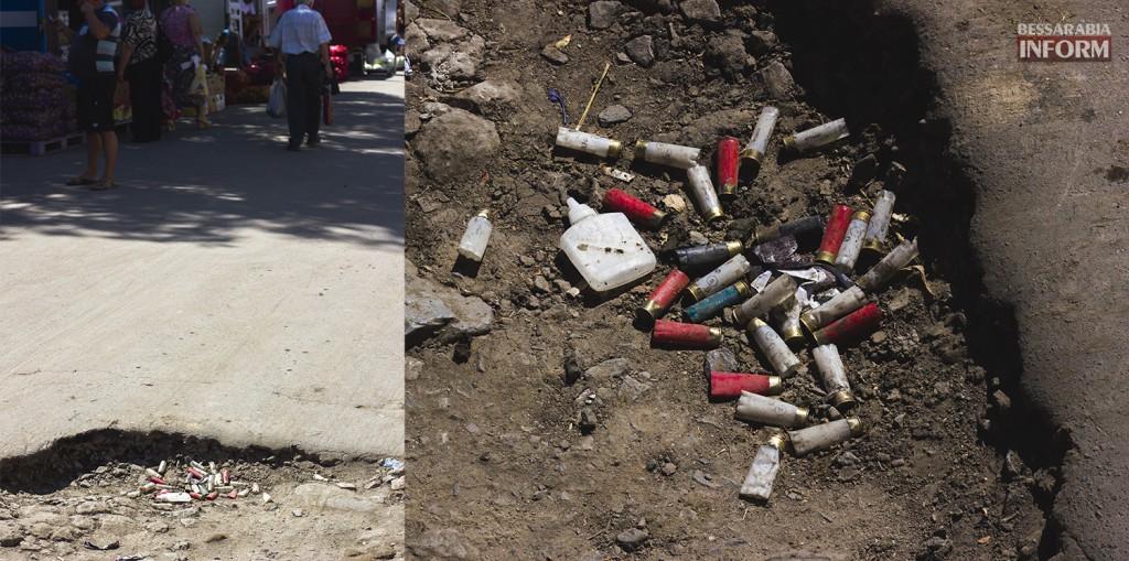 """дорога-1024x509 Фотофакт: """"Обычная"""" яма на улице в Измаиле"""