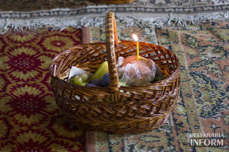 Яблочный Спас в Измаиле (фоторепортаж)