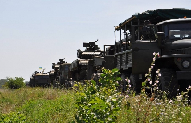 620_400_1407315928-3044 Военные учения в Бессарабии - как это было (фоторепортаж)