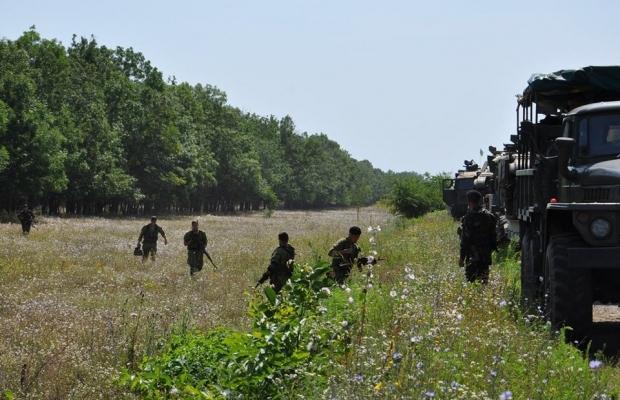 620_400_1407315928-9062 Военные учения в Бессарабии - как это было (фоторепортаж)