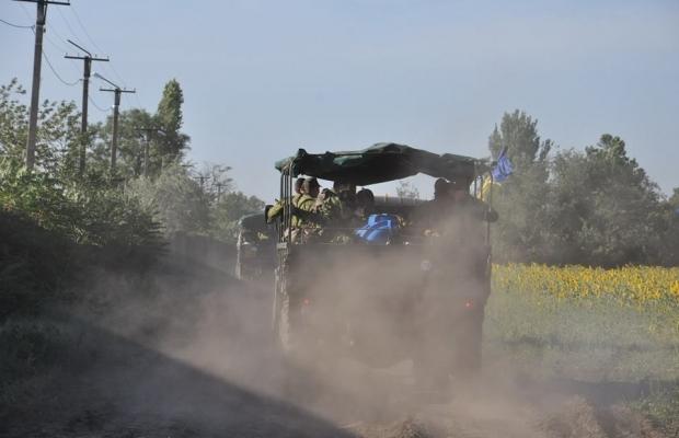 620_400_1407315929-6768 Военные учения в Бессарабии - как это было (фоторепортаж)