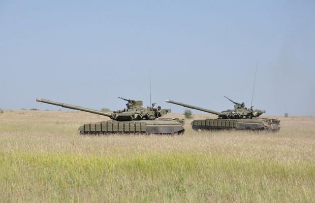 620_400_1407315929-8976 Военные учения в Бессарабии - как это было (фоторепортаж)