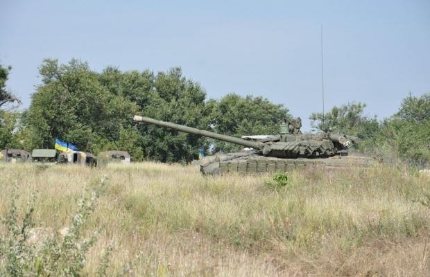 620_400_1407315930-8974 Военные учения в Бессарабии - как это было (фоторепортаж)