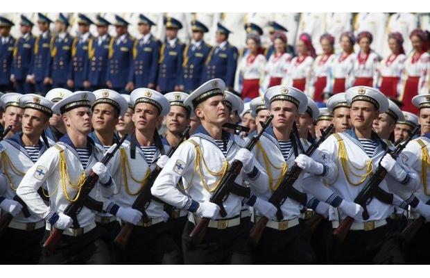 620_400_1408873387-2135 Военный парад в Киеве (фото)