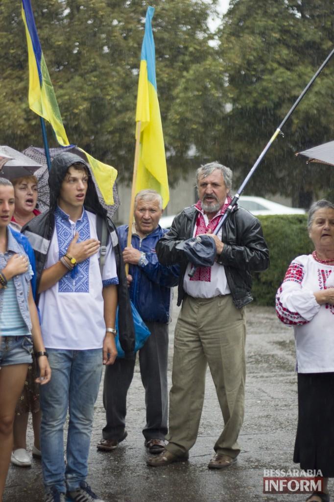 IMG_5988-682x1024 Дождь не помеха настоящим патриотам - Измаил и  День Независимости (фоторепортаж)