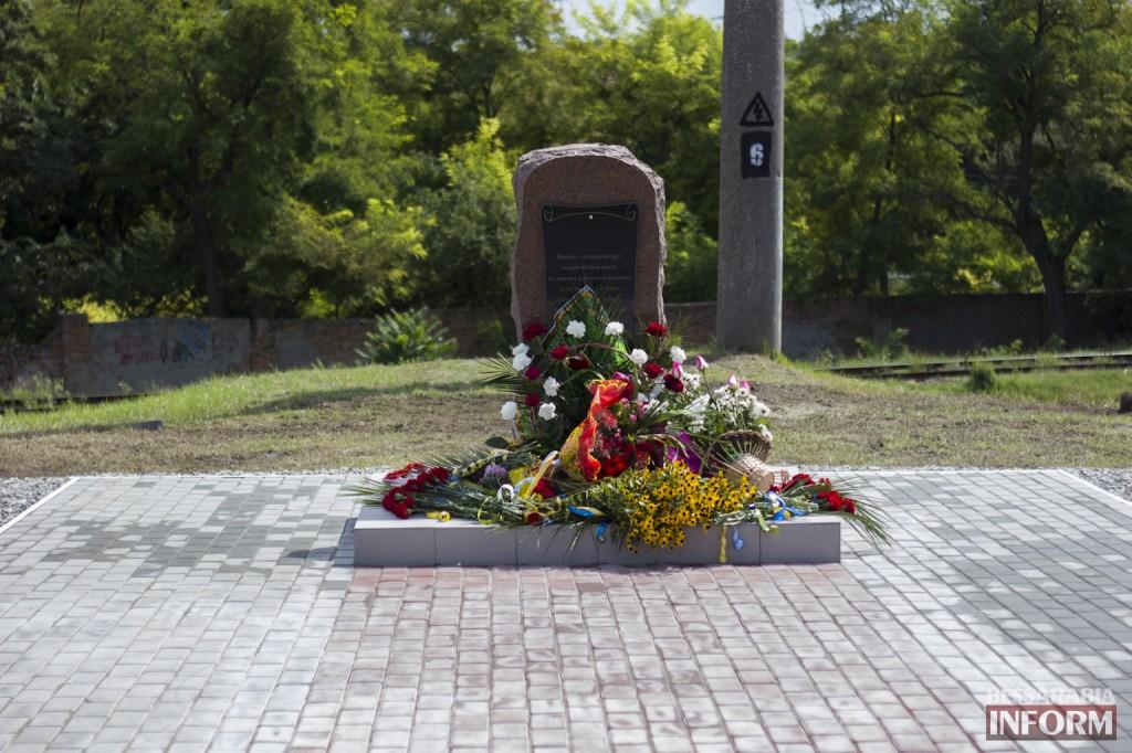 IMG_6021-1024x682 В Измаиле открыли мемориальный знак в честь освободителей (фото)