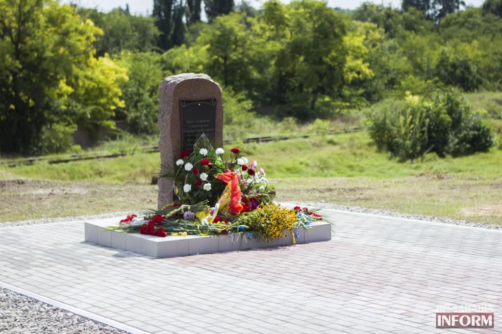 IMG_6029-1024x682 В Измаиле открыли мемориальный знак в честь освободителей (фото)