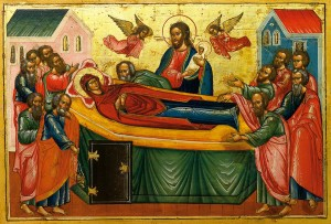 assumption_virgin-300x203 Христиане отмечают Успение Пресвятой Богородицы